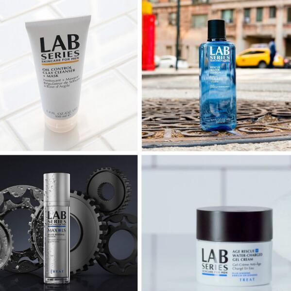 Lab series朗仕经典男士护肤品