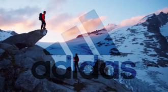 Adidas服饰真假