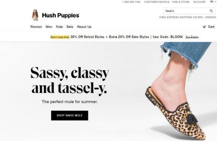 HushPuppies官网