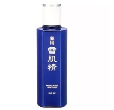 日本海淘化妆水